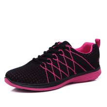 Womens casual Shoes Trainers New 2016 Breathable Summer/Autumn Shoes for Woman Walking Shoes Casual womens Shoes