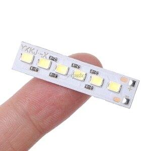 Image 1 - 5 Pcs DC 3.7V 5V Constant Current LED Light Li on USB 18650 Dimming Whosale&Dropship