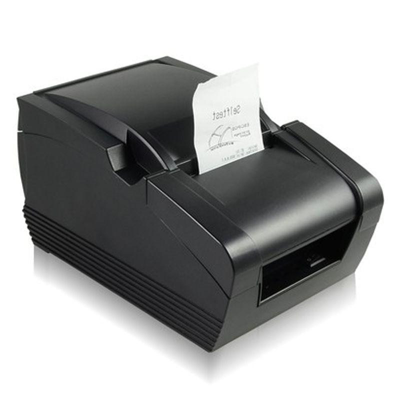 GP58MBIII 58mm Thermal Receipt Printer 58mm USB/Bluetooth POS Printer for Restaurant and Supermarket