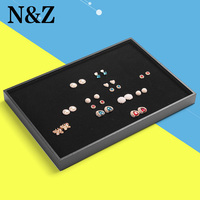 Fashion Earrings Tray Jewelry Display Earrings Holder Storage Organizer With Good Craft And Quality Made Of
