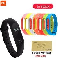 Original Xiaomi Mi Band 2 Smart Fitness Bracelet Watch Wristband Miband OLED Touchpad Sleep Monitor Heart