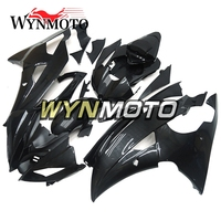 Complete ABS Plastic Injection Carbon Fiber Effect New Motorcycle Fairings For Yamaha YZF R6 Year 2008 2016 Body Frames