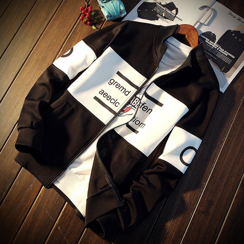 Mr Handsome LKC Store Waistcoat Sweatshirt Men Sweatshirts For Sweats Mens Hoodies And 6Xl Skateboards Brand Hoodie With Hood Santa Cruz Coat W70