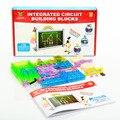 115 Projetos DIY placa de Circuito circuito Integrado eletrônico blocos de construção de brinquedo falsh crianças Aluno aprender brinquedo experimento científico