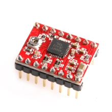 5Pcs A4988 Stepper Motor Driver Module 3D Printer Step Stick For RAMPS Red July DropShip