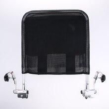 Подушка для подголовника инвалидной коляски регулируемая спинка подушка для 16 дюймов-20 дюймов мобильный горшок кресло для путешествий кресло на колесах