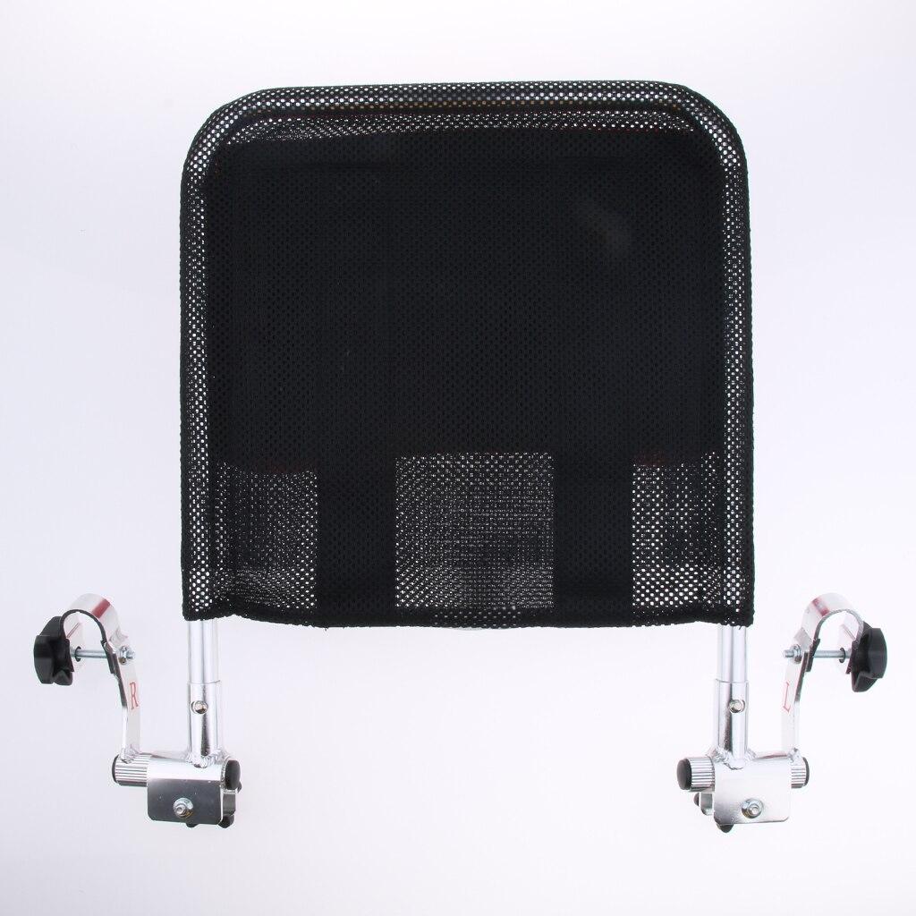 كرسي متحرك مسند الرأس وسادة داعمة قابل للتعديل مسند الظهر وسادة ل 16 بوصة 20 بوصة المحمول قعادة كرسي السفر كرسي كرسي متحرك-في كرسي متحرك من الجمال والصحة على  مجموعة 1