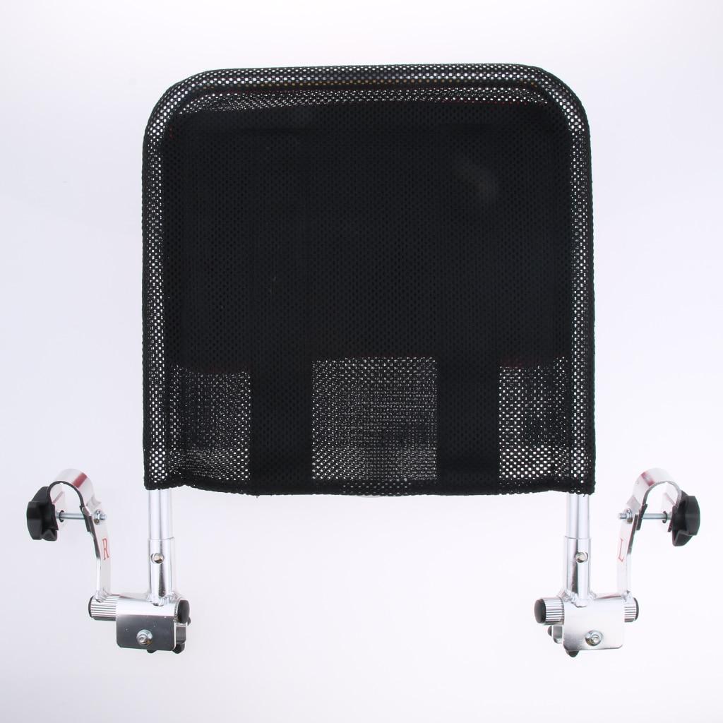 Güzellik ve Sağlık'ten Tek. Sandalye'de Tekerlekli sandalye Kafalık destek yastığı Ayarlanabilir Arkalığı Minderi 16 inç 20 inç Mobil Lazımlık Sandalye Seyahat Sandalye Tekerlekli Sandalye'da  Grup 1