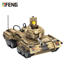 WW2 Military Series Heavy Tank building blocks transform Army Truck figure bricks Compatible With toys children gift sluban military series army heavy tank helicopters air defense system construction building blocks bricks compatible with lego