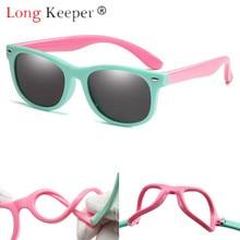 Long Keeper Sunglasses Kids Sun Glasses Polarized Boys Girls