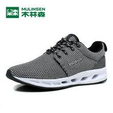 MULINSEN Men & Women Lover Breathe Shoes Sport cushion breathable boating outside train mesh athletic Running Sneaker 260042