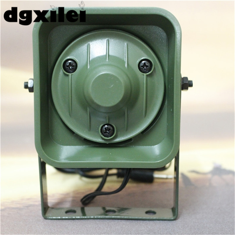 wholesale bird hunting equipment 50w 150dB outdoor speaker with free shipping