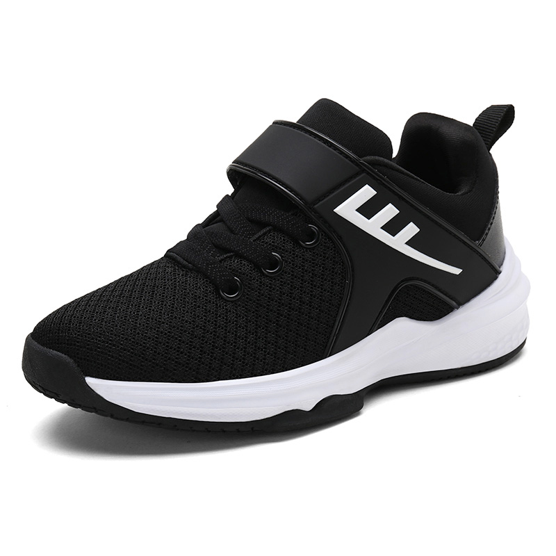 90976e31e 2018 New Style Kids Basketball Shoes for Boys Sneakers Children s Outdoor  Sport Training Shoes Anti Slip