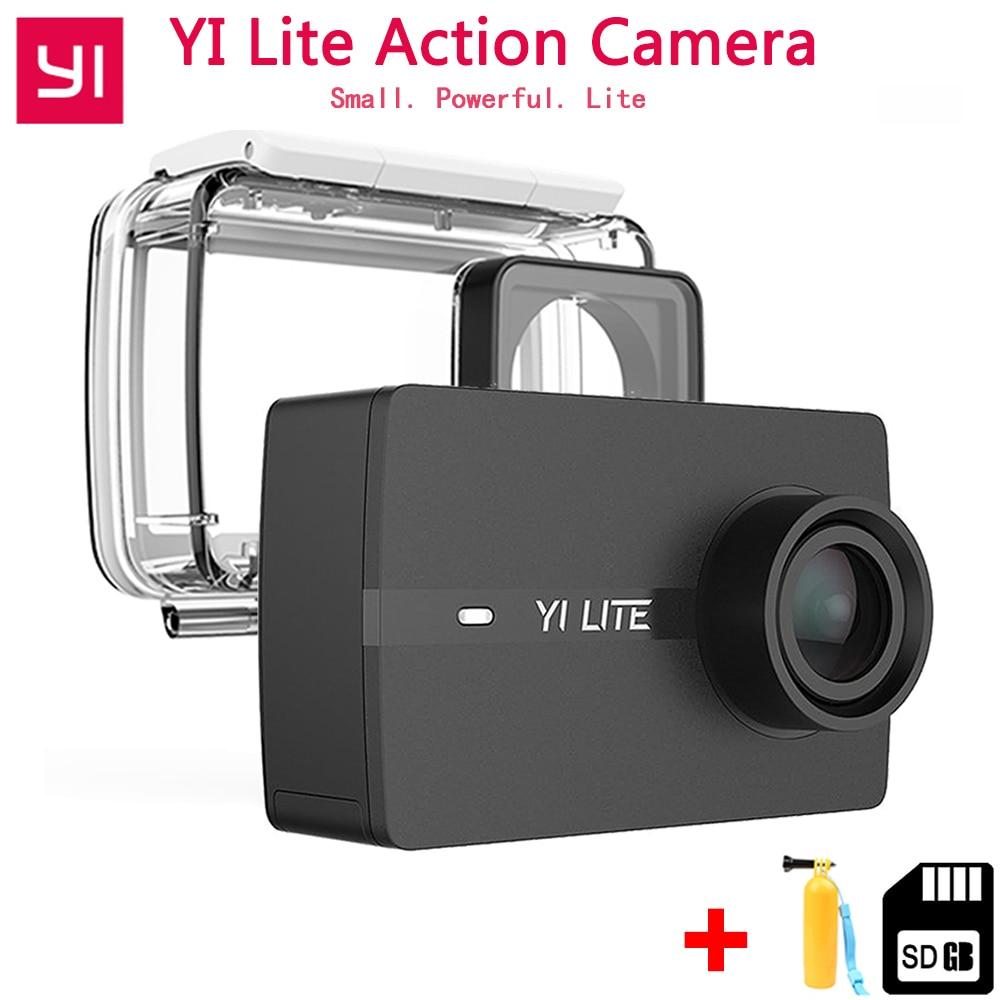 वाईआई लाइट एक्शन कैमरा - कैमरा और फोटो
