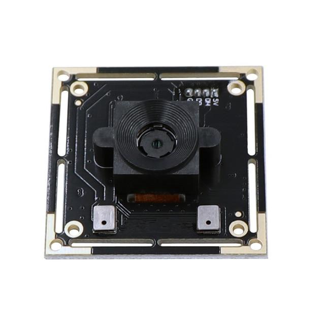 8MP Auto Focus Webcam OTG UVC 38mmX38mm 32mmX32mm SONY IMX179 UVC USB Camera Module with Digital Microphone