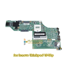 Mainboard For lenovo Thinkpad T540 T540P 15.6 laptop motherboard FRU 04X5263 dr3 LKM-1 SWG2 MB 12308-2 48.4LO18.021
