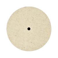 1PCS 150mm 25mm 6 Jewelry Polishing Buffing Wheel Wool Felt Polish Polisher Disc Pad