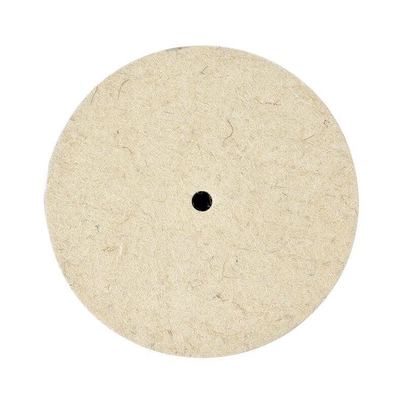 1PCS 150mm*25mm 6 Jewelry Polishing Buffing Wheel Wool Felt Polish Polisher Disc Pad1PCS 150mm*25mm 6 Jewelry Polishing Buffing Wheel Wool Felt Polish Polisher Disc Pad