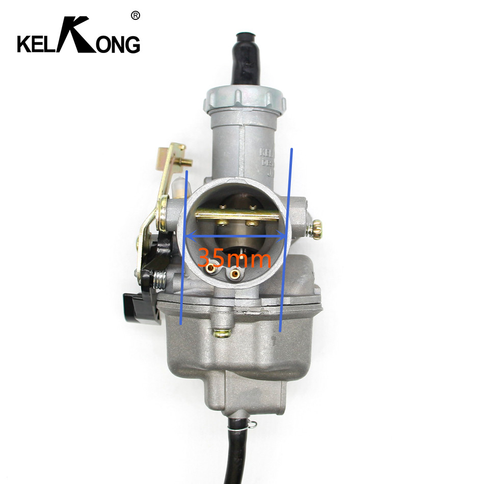 KELKONG OEM ForKeihin PZ27 PZ30 Motorcycle Carburetor Carburador Used For Honda CG125 For 175CC 200cc 250cc Motorcycle Dirt bike in Carburetor from Automobiles Motorcycles