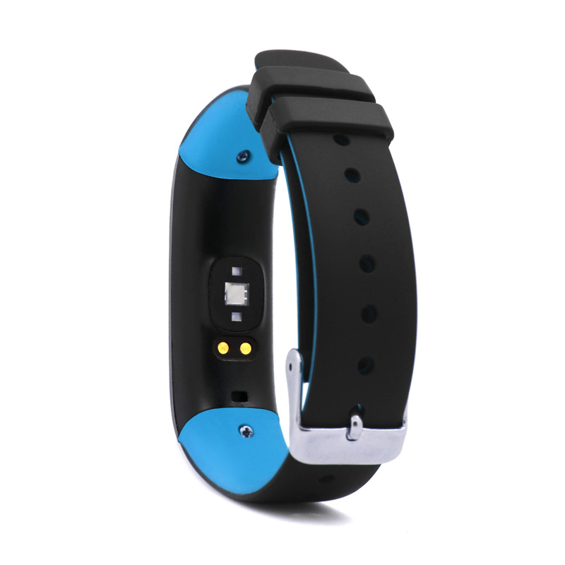 Blood Pressure Smart Band Heart Rate Monitor Smartband Fitness Tracker watch For iphone 7 IOS Android Pk xaomi miband mi band 2