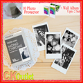 Nueva Fujifilm Instax Mono chrome 10 unids + Regalo Libre Mini 8 Película para Polaroid Instantánea Cámara Fotográfica 7 S 8 25 50 s 70 90 SF1