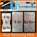 Remoção de Cola Adesiva OCA Polarized Film Mold Mould Titular Raspador limpador lâmina ferramenta de ferro de solda para iphone 5 6 6 s reparação lcd