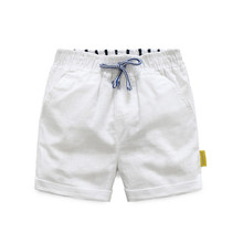 d45a51313 Child Short Pants Clothes Kids Summer Clothes Boys Girls Shorts Casual  Solid Cotton Beach Shorts Elastic