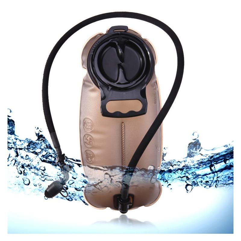 Горячая продажа 3L велосипед верблюжья вода мочевого пузыря сумка рюкзак с питьевой системой Кемпинг Туризм альпинистская водонепроницаемая сумка-in Мешки для воды from Спорт и развлечения