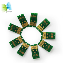 700ml T8041-T8049 Cartridge Chip For Epson P6000 P7000 P8000 P9000 One Time Use Chip