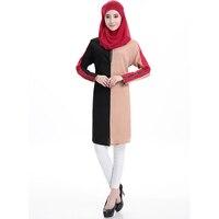 Midi Women Muslim Abaya Dress Pakistan Women Clothing Islamic Abaya Dress