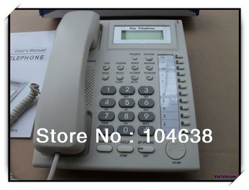 PBX key phone / key telephone for CP832/TP832 series PABX system