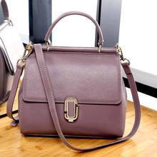 Single shoulder  womens new leather fashion Mummy portable creative bag