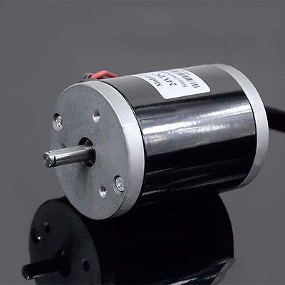 24v 120w dc motor diy accessories for mini lathe table saw for Small electric motor parts