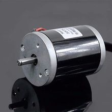 24V 120W DC Motor DIY Accessories For Mini Lathe Table Saw Electric Saw Bench Cutting Machine Woodworking