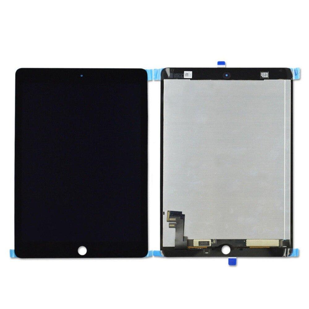 STARDE remplacement LCD pour ipad Air 2 A1566 A1567/ipad 6 LCD écran tactile numériseur assemblée noir/blanc 9.7