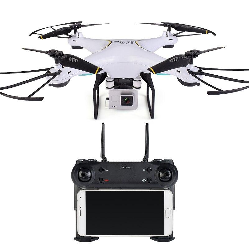HOT SALE SG600 RC Drone with Camera 2MP WIFI FPV Quadcopter Auto Return Altitude Hold Headless Mode RC Helicopter jjrc h12wh wifi fpv with 2mp camera headless mode air press altitude hold rc quadcopter rtf 2 4ghz