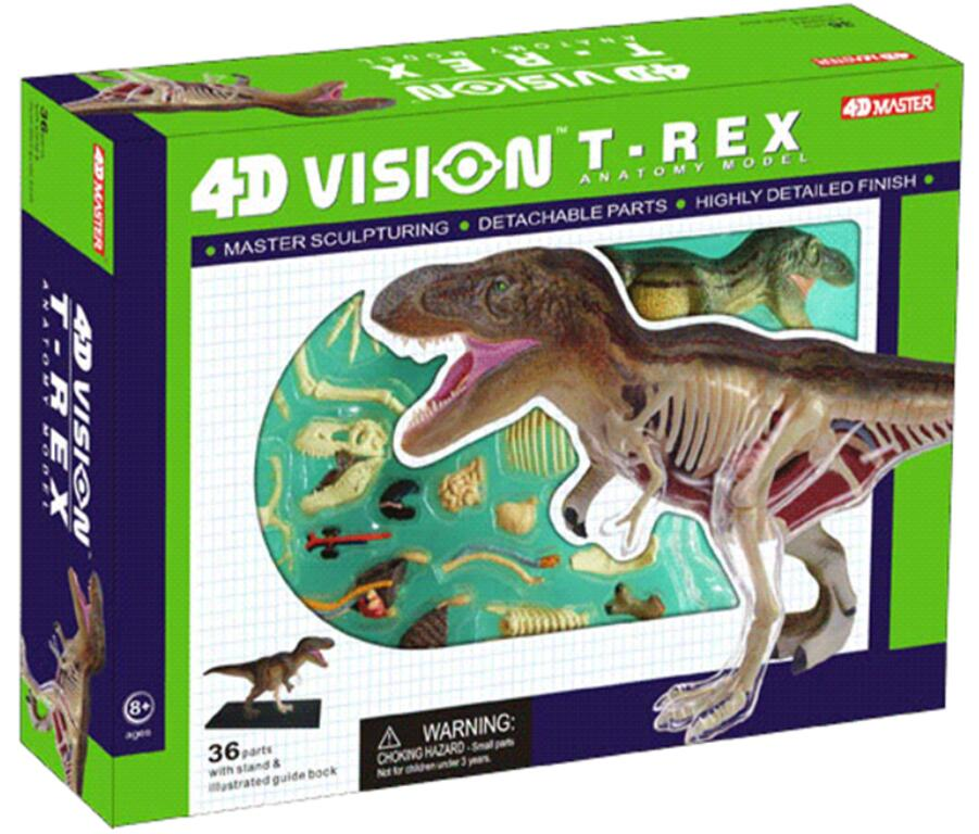 4D Tyrannosaurus Rex Medical Model Of Anatomy Of Dinosaur Organs Free Shopping