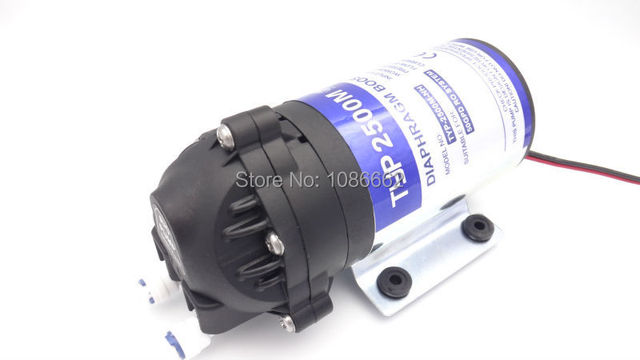 24v50gpd ro water booster pump 2500m plug type increase reverse 24v50gpd ro water booster pump 2500m plug type increase reverse osmosis system pressure ccuart Gallery