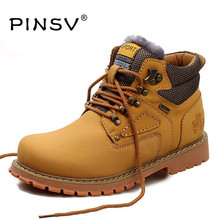 Мужские ботинки из спилок; Мужская зимняя обувь; мужские армейские ботинки на меху; botas hombre zapatos hombre