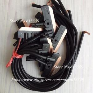 Image 1 - 10 ADET KY 3906 KY 3903 Karbon Fırça N çift kol toplayıcı raf karbon fırça/set elektrikli fırça/slayt/ toplayıcı blok