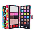 26 Colors Pearl Eyeshadow Makeup Sets Powder Lip Gloss Wallet Eye Shadow Palette