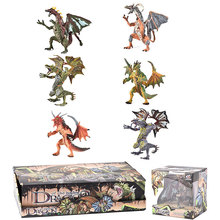 Simulation Dinosaur Toys Classic Jurassic Animal Model Action Characters Childrens Educational Gifts