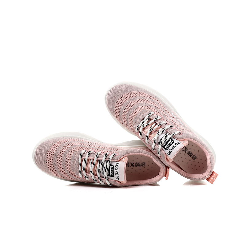 New Women Fashion Casual Air Mesh Student Breathable Lace Up Outdoor Women Shoes Lightweight Woman Vulcanized Sneakers Shoes