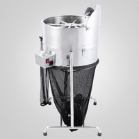 18'' Tumble Grow Trimmer Cutter Table Spin Pro PRO Automatic Output Stainless Steel Blades