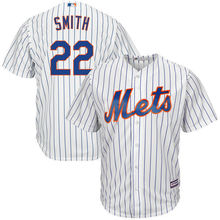the best attitude 6b358 811fb Buy mets jersey white and get free shipping on AliExpress.com