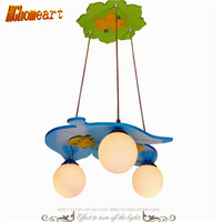 Fish Line Children S Room Chandelier Euro Style Creative Cartoon Learning Light Boy And Girl Bedroom