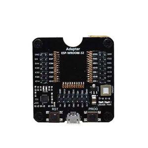 Image 1 - Esp32 테스트 보드 버너 굽기 고정 장치 ESP WROOM 32 burning block 용 원 클릭 다운로드
