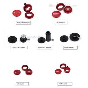 Image 2 - QHY POLEMASTER adapter for AP900,AP SM,AstroTrac,AVX,AZEQ5,CEM25ZEQ25,CEM60,CGEM,EQ6AZEQ6,HEQ5