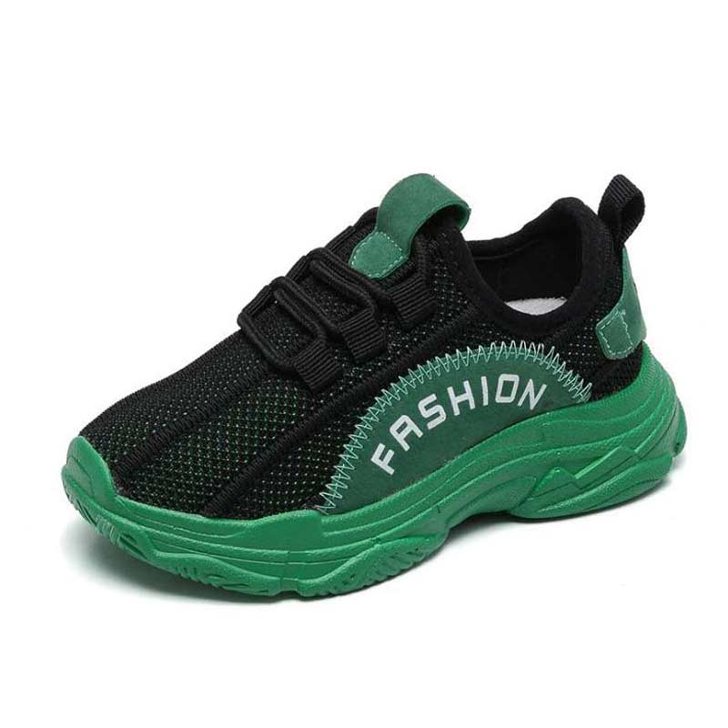 Child Casual Shoe Unisex Boys Girls Fashion Runing Shoes Kids Anti Slip Soft Bottom Sport Shoes Children School Shoe #26