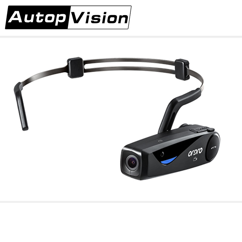 EP5 1080P Full HD Action Wifi Sports Camera Hand Free Bluetooth Headset Video Earphone Camera Recorder for Riding Climbing Sport